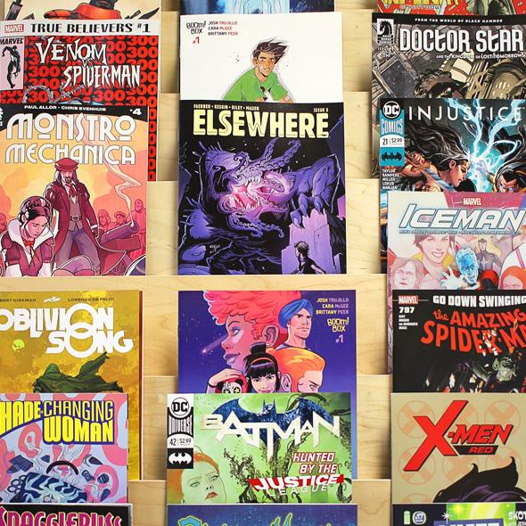Home :: Chops Comics